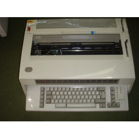 Máquina De Escrever Ibm 6783 (semi-nova)
