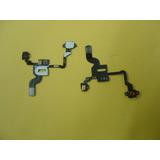 Cabo Flex Flat Botão Power Sensor Prox. Iphone 4 4g Cr7,00