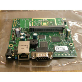 Routerboard Rb411a 300mhz Cpu, 32mb Ram, 1xethernet, Minipci