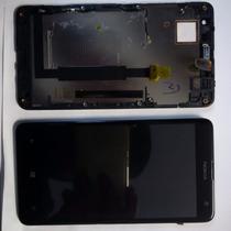 Pantalla Touch Nokia 625 Lumia Original Con Marco Lcd Disp