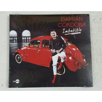 Cd Damian Cordoba Imbatible +cd De Regalo