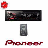 Mp3 Player Pioneer Mvh-x198ui Mixtrax Usb Media Receiver