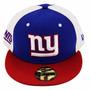 Boné New Era New York Giants Nfl Fechado Aba Reta Frete Free