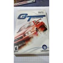 Gt Pro Series Para Wii