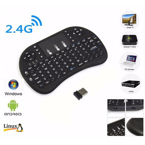 Teclado Control Smarttv Tablets Pc Xbox Tablets Inalámbrico