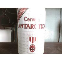 Lata De Cerveja Antarctica Vazia