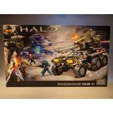 Halo Megabloks Unsc Cobra Clash