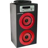 Parlante Ledstar Bluetooth Mp3 Usb Sd Fm Con Control Remoto