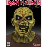 Iron Maiden - Mascara Eddie Piece Of Mind - Neca - Figura