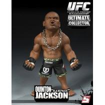Quinton Rampage Jackson - Ufc - Round 5 Mma - Série 4