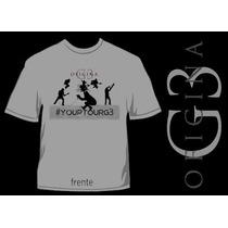 Camisa Oficina G3 Your Tour G3 - Ddg Metal Rock Gospel
