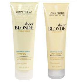 John Frieda Sheer Blonde Strengthening
