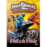 Power Rangers Tempestade Ninja - A Volta Do Trovão