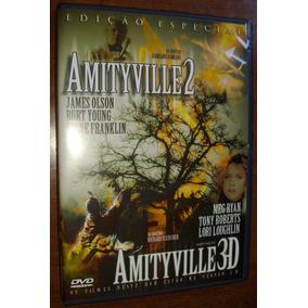 Filmes Terror Anos 80 Amytiville Casa Horror 2 E 3 Dvd