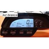 Painel Tornado 2000-2008 Com Leds Branco Original Honda