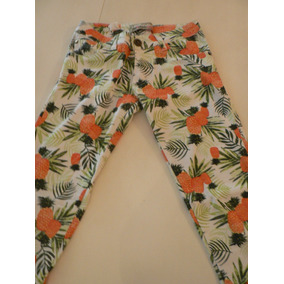 Jean Ananas Para Nenas Combustion Talle 12