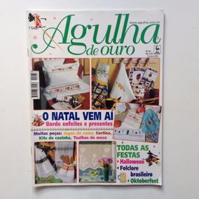 Revista Agulha De Ouro Jogos De Cama Cortinas Toalhas N°63