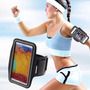 Suporte Corrida Braço Armband Porta Celular Iphone 5c 5s Se