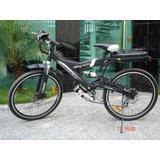 Bicicleta Eletrica ( Aluminio ) * 21 Marcha No Eletrico*