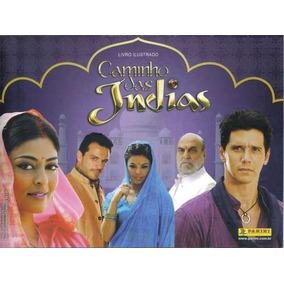 Álbum Caminho Das Índias - Completo - Para Colar