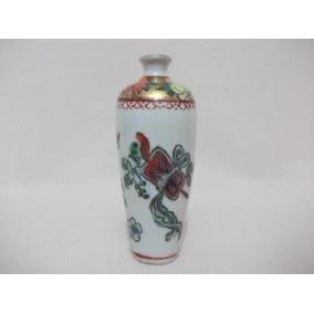 B. Antigo - Vasinho Miniatura Em Porcelana Chinesa
