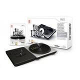 Dj Hero 2 Jogo + Turnable Lacrado Nintendo Wii Frete Gratis