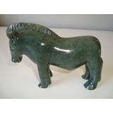 Cavalo Pônei Burro Em Pedra Sabão Artesanal Ouro Preto 2