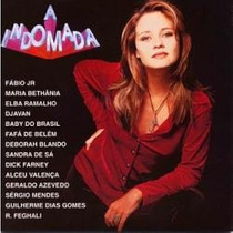 Cd Original Novela A Indomada