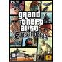 Game Pc Grand Theft Auto Gta San Andreas