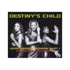 Cd-single-destiny´s Child-independent Women Part I