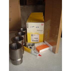 Kit Motor Metal Leve + Bomba Oleo +cabo + Vela Gol Cht 1.0