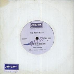 Moody Blues Compacto De Vinil Steppin´ In Slide Zone-1978