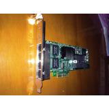Tarjeta De Red Servidor 4 Puertos Giga1000 Intel Servidor Hp
