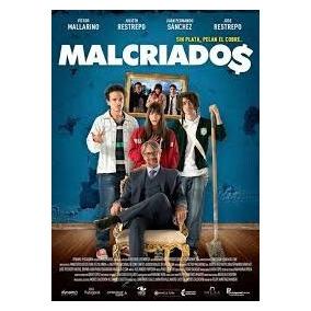 Malcriados Poster Original Cine (1mt X 70cm) Cine Argentino