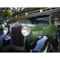 Ford Modelo A 1929 4 Portas