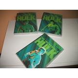 Box - O Incrivel Hulk - Série Completa - Anos 80