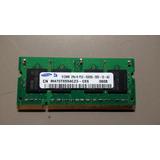 Memoria Ram Samsung Ddr2 512mb 667mhz