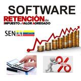 Sistema Software Retencion Iva Islr Contribuyente Especial