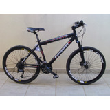 * Bicicleta Mtb Canadian X-terra Shimano Acera 27v Disco *