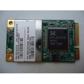 Placa Wireless Notebook Sti Is 1412