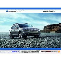 Subaru Outback 2.5l 175hp Y 3.6r 260hp Entrega Inmediata