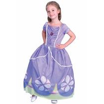 Disfraz Princesa Sofia Con Licencia Disney Original New Toy