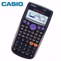 Calculadora Cientifica Casio Cassio Fx-82es Plus Bk Original