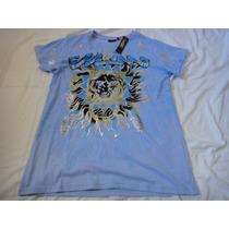 Camisa Original Christian Audigier Tam Xl