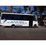 Minibus 24 Asientos 2007 Iveco Corroceria Tecnoporte
