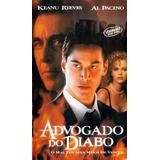Vhs - Advogado Do Diabo - Al Pacino - Dublado