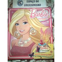 Álbum Figurinhas Barbie E O Segredo Das Fadas - Completo