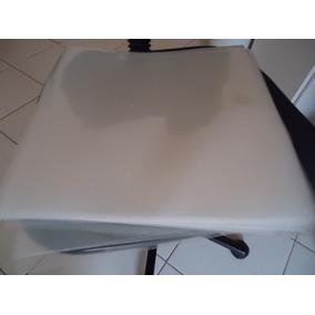 Vinil -100 Plasticos Para Discos De Vinil - 32x32 Grosso