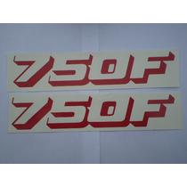 Cbx 750f Adesivo Para Spoiler Da Cbx 750