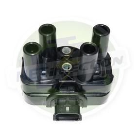 Bobina Ignição Fiat Uno Evo 1.0 8v Flex 10 Idea Palio 1.6 10
